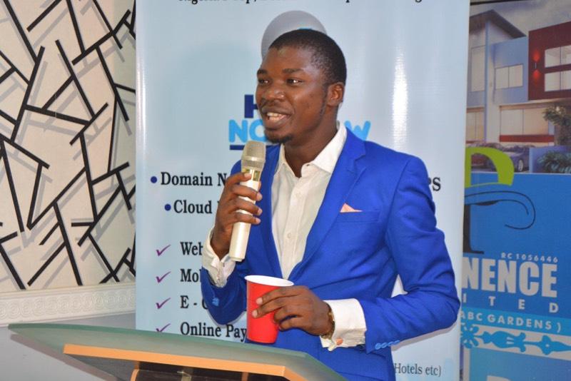 I am Ogunleye Oluwaduyilemi